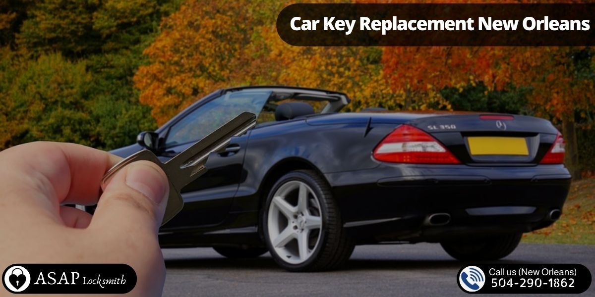 Car Key Replacement New Orleans